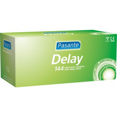 Pasante Infinity Delay Bulk pakkaus 144 kpl