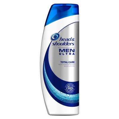Head & Shoulders Men Ultra Total Care Shampoo 360 ml