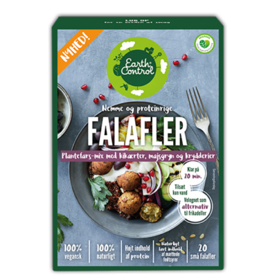 Earth Control Falafels Plant Meat Mix 200 g