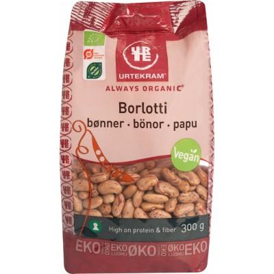 Urtekram Borlotti papu luomu 300 g