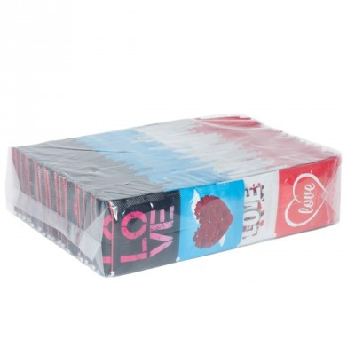 Pasante Love Regular Bulk Pack 144 st