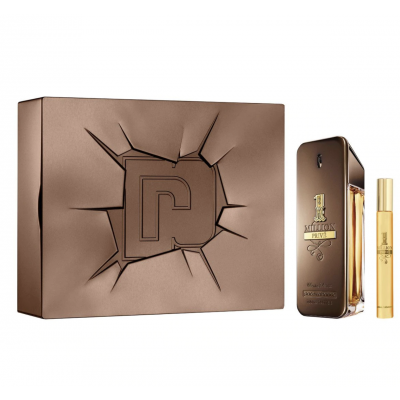 Paco Rabanne 1 Million Privé EDP Set 100 ml + 10 ml