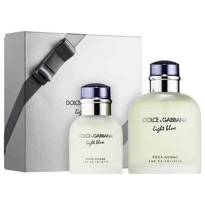 Dolce & Gabbana Light Blue Homme EDT Sett 125 ml + 40 ml