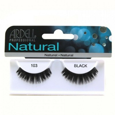 Ardell Natural Lashes 103 Black 1 par