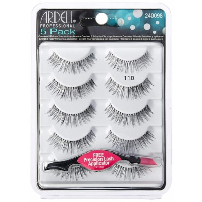 Ardell False Eyelashes 110 Black 5 paria