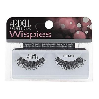 Ardell False Eyelashes Demi Wispies Black 1 pair + 1 g