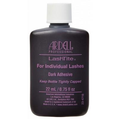 Ardell LashTite Adhesive Individual Lashes Dark Adhesive 22 ml