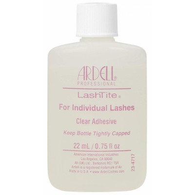 Ardell LashTite Adhesive Individual Lashes Clear Adhesive 22 ml