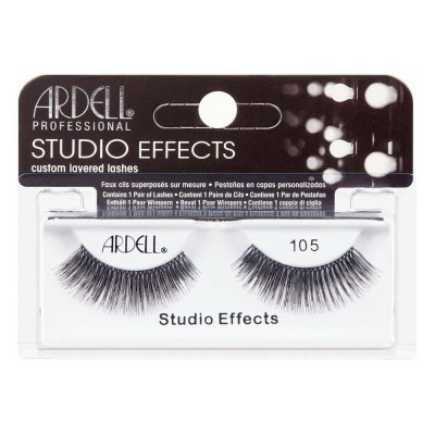 Ardell Studio Effects Lashes 105 Black 1 pari