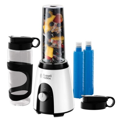 Russell Hobbs 25161-56 Horizon Mix & Go Boost 2 x 600 ml + 4 st
