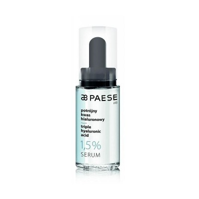Paese Triple Hyaluronic Acid Serum 1,5% 30 ml