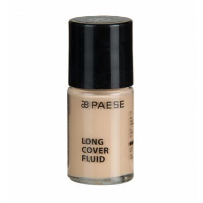 Paese Long Cover Fluid 1.5 Beige 30 ml