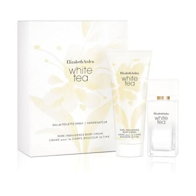 Elizabeth Arden White Tea EDT & Body Cream 50 ml + 100 ml