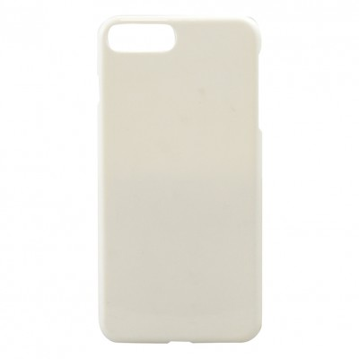 BasicsMobile Hard Cover White iPhone 7/8 Plus iPhone 7/8 Plus
