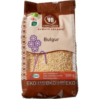 Urtekram Bulgur Wheat Eco 500 g