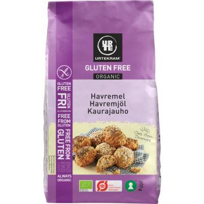 Urtekram Havremel Glutenfri Øko 500 g