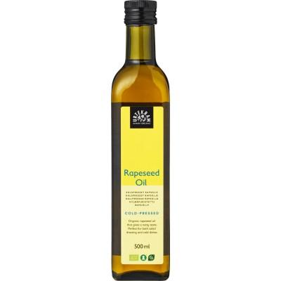 Urtekram Rapsolje Kaldpresset Eco 500 ml