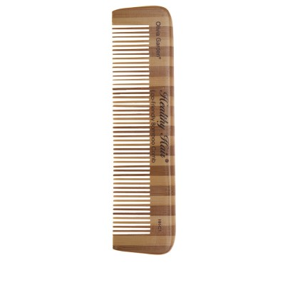 Olivia Garden Healthy Hair Bamboo Comb 1 1 stk