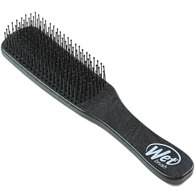 The Wet Brush Men Detangler Brush Black Leather 1 pcs
