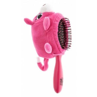 The Wet Brush Plush Brush Pink Kitten 1 pcs