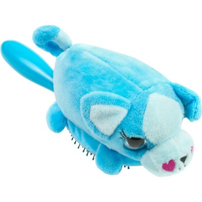 The Wet Brush Plush Brush Blue Puppy 1 pcs