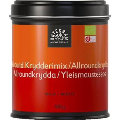 Urtekram Allround Krydderi Øko 100 g