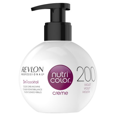 Revlon Nutri Color Creme 200 Burgundy 270 ml