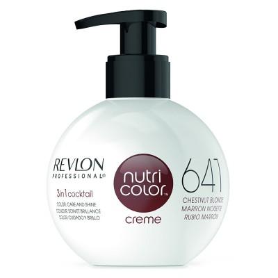 Revlon Nutri Color Creme 641 Chestnut Blonde 270 ml