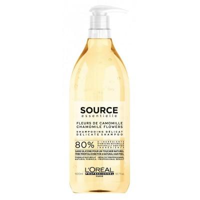 L'Oreal Source Essentielle Chamomile Delicate Shampoo 1500 ml