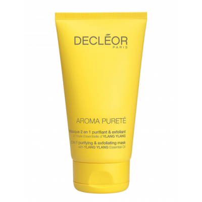 Decleor Aroma Pureté 2in1 Purifying & Exfoliation Mask 50 ml