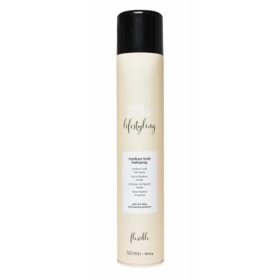 Milkshake Lifestyling Flexible Medium Hold Hairspray 500 ml