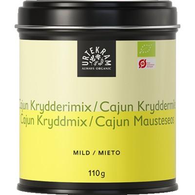 Urtekram Cajunmix Øko 110 g
