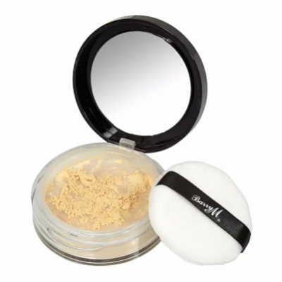 Barry M. Ready Set Smooth Loose Banana Setting Powder 5,2 g