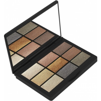 GOSH 9 Shades Eyeshadow Palette 005 To Party In London 12 g