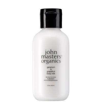 John Masters Organics Geranium & Grapefruit Body Milk 60 ml