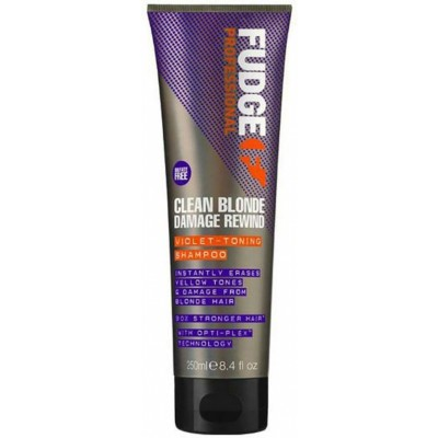 Fudge Clean Blonde Damage Rewind Shampoo 250 ml