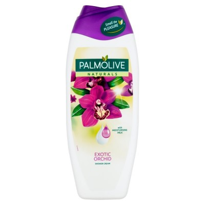 Palmolive Exotic Orchid Shower Cream 750 ml