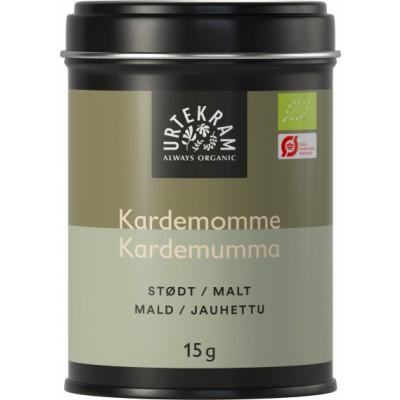Urtekram Ground Cardamom Eco 15 g