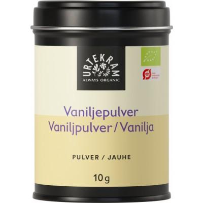 Urtekram Vaniljepulver Øko 10 g