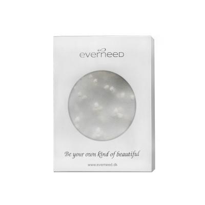 Everneed Cerise Stockings White Dot One Size