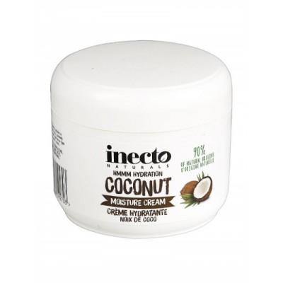 Inecto Coconut Moisture Cream 250 ml