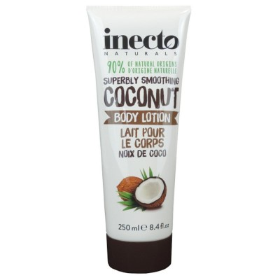 Inecto Coconut Body Lotion 250 ml