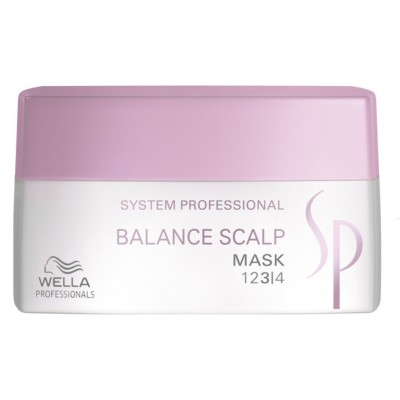 Wella SP Balance Scalp Hair Mask 200 ml