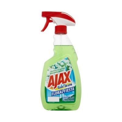 Ajax Floral Fiesta Spring Bouquet Glass Cleaner Spray 500 ml