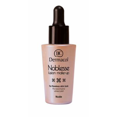 Dermacol Noblesse Perfecting Make-Up Nude 25 ml