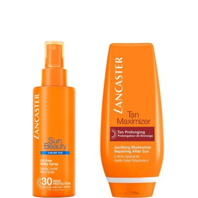 Lancaster Sun Beauty & Tan Maximizer Set 150 ml + 125 ml
