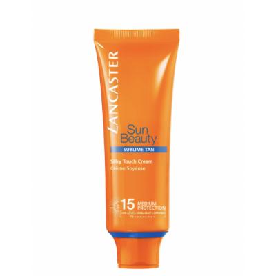 Lancaster Sun Beauty Sublime Tan Silky Touch Cream SPF15 50 ml