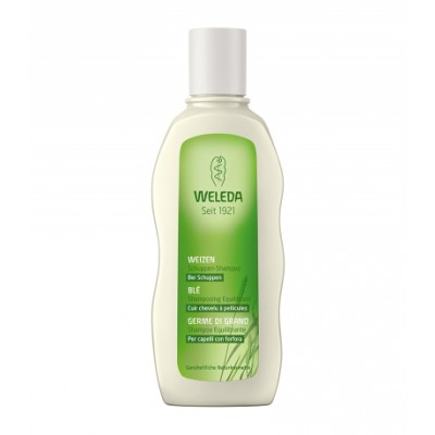 Weleda Wheat Anti-Dandruff Shampoo 190 ml
