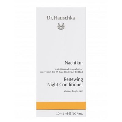 Dr. Hauschka Renewing Night Conditioner 10 x 1 ml