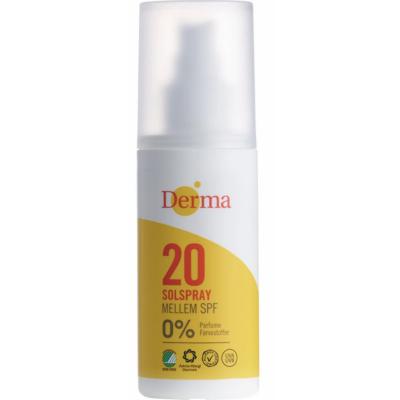 Derma Sun Sonnenspray SPF 20 150 ml